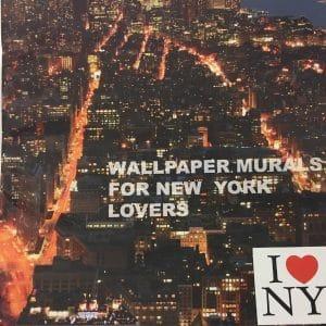 I Love NY - valokuvatapetit